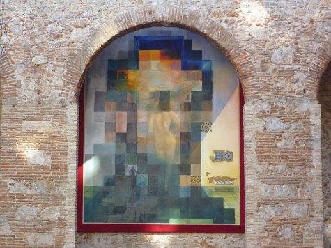 フィゲラスのダリ美術館 (21)