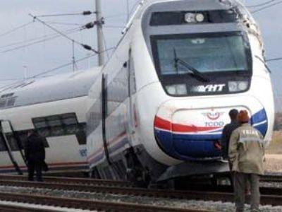 トルコ国鉄TCDD新幹線YHT (34) 以前にはこんなことも・・・車両性能以前に、路面性能が悪
