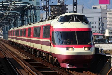 1106「はこね8号」新宿ゆきHiSE