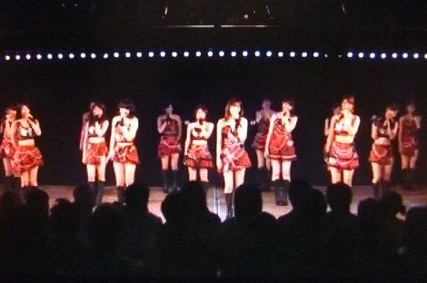 teamA公演