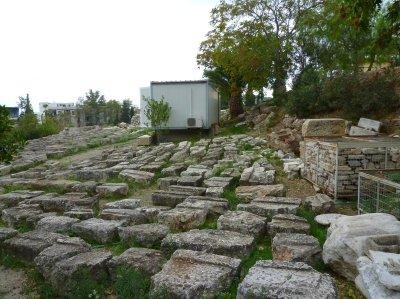 1512遺跡のネコ