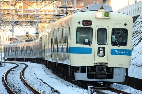 小田急5063F