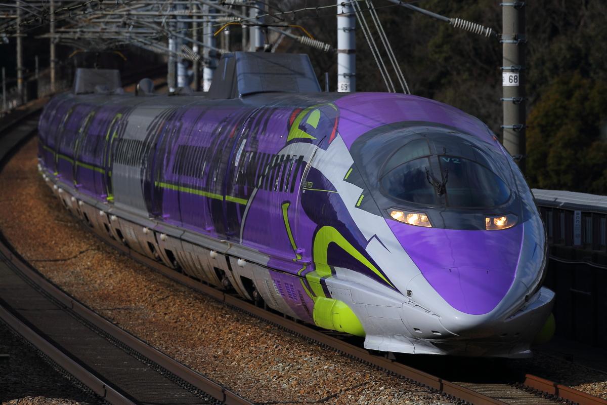 574f28b006 支配人のたららんな日々♪ : 大津トンネル西側撮影地で新幹線500系TYPE ...