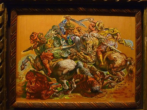 フィゲラスのダリ美術館 (52)