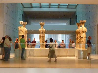 アクロポリス博物館9