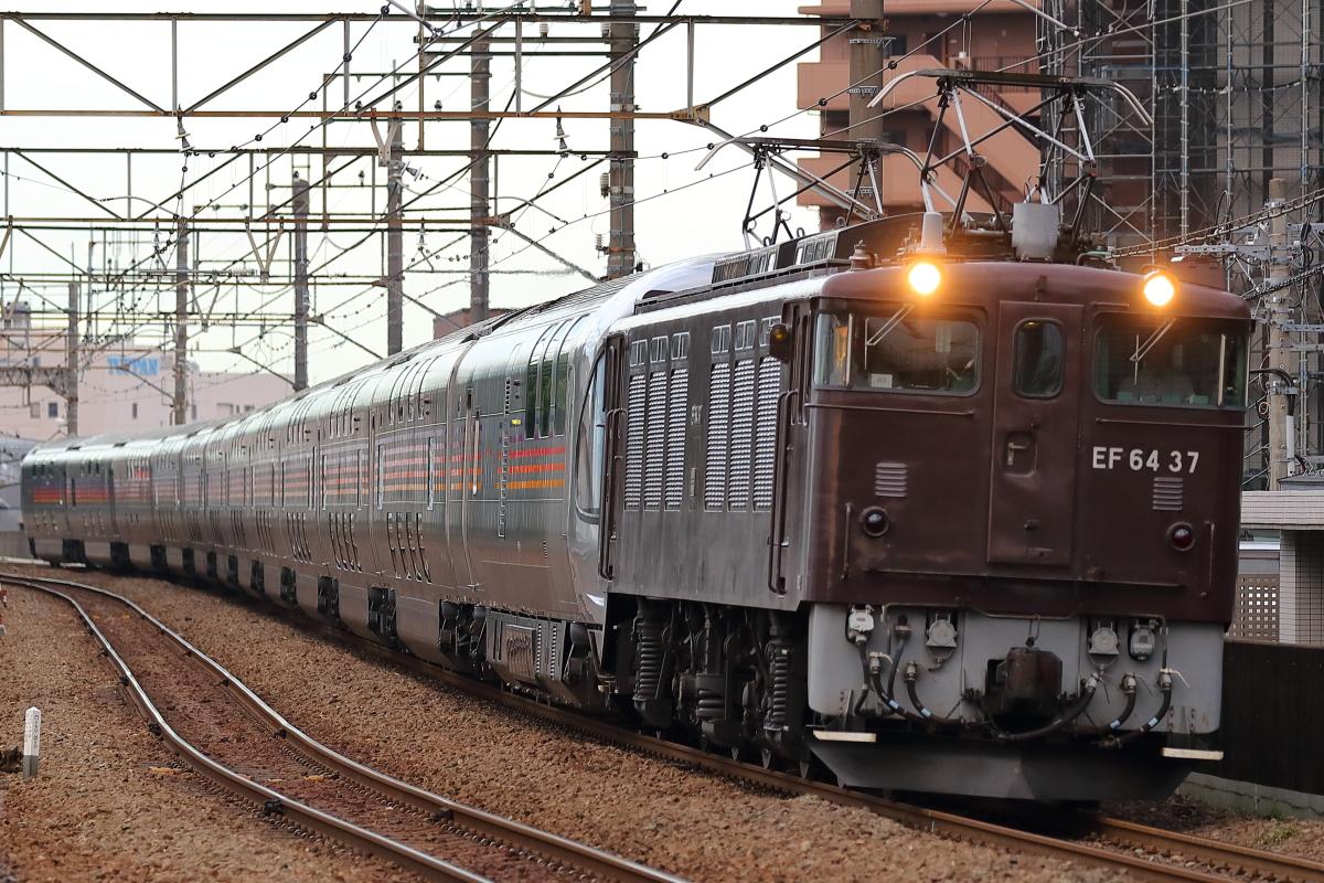 ashiken.com : [JR]E26系カシオペア運転予定 ...