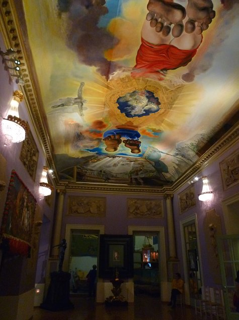 フィゲラスのダリ美術館 (64)