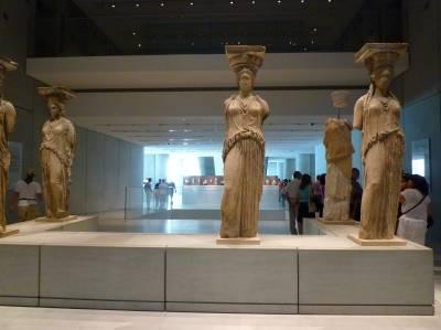 アクロポリス博物館8
