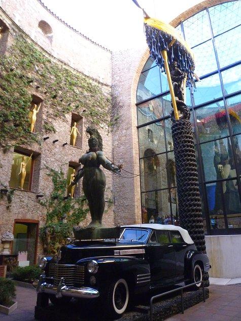 フィゲラスのダリ美術館 (5)