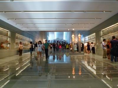 アクロポリス博物館3