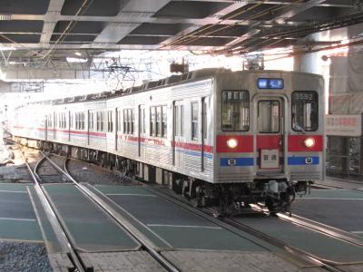 京成3592