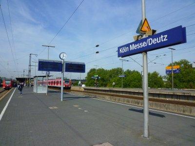 1133ケルンメッセ駅