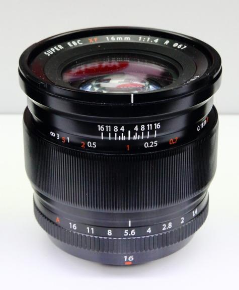 XF16mmF14R