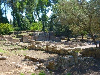 1220ローマ時代の浴場跡