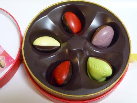 バレンタイン・チョコレート