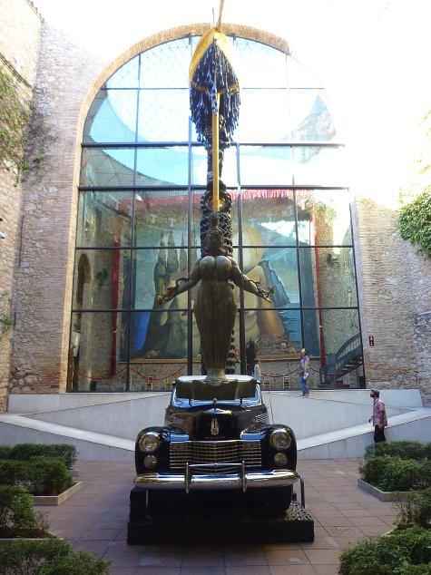 フィゲラスのダリ美術館 (3)