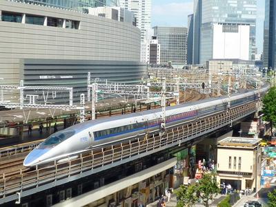 新幹線500系-のぞみ29号