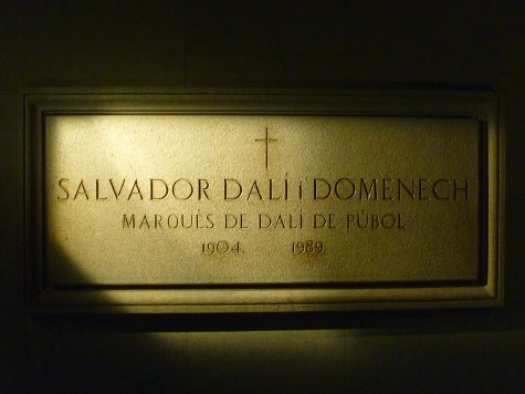 フィゲラスのダリ美術館 (75)