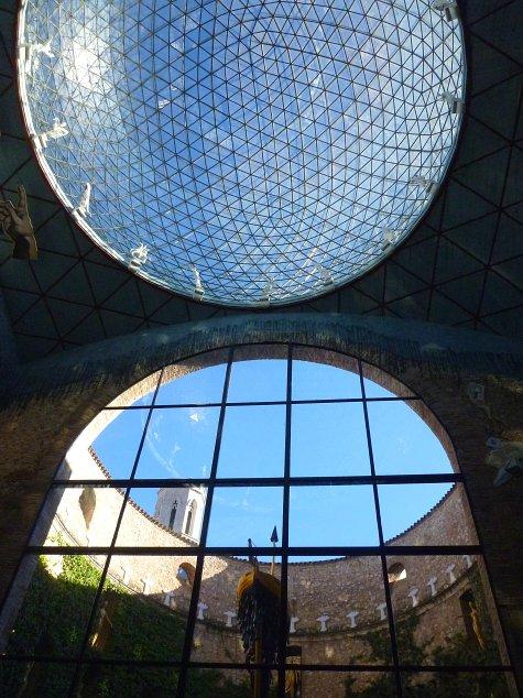 フィゲラスのダリ美術館 (15)