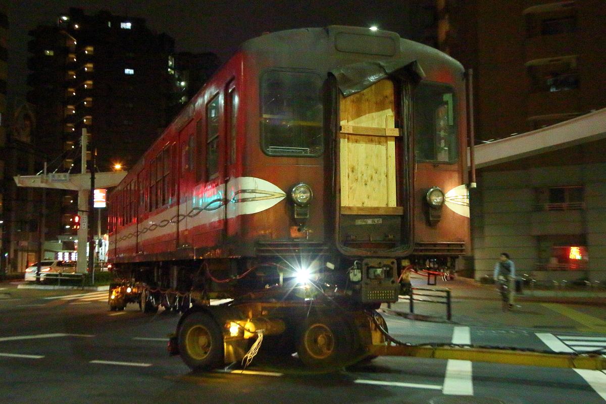 Buenos Aires le dona 3 trenes a Tokio