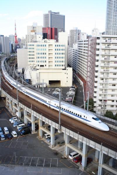 shinkansenN700