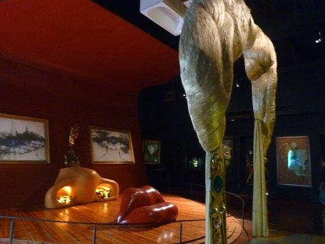 フィゲラスのダリ美術館 (24)