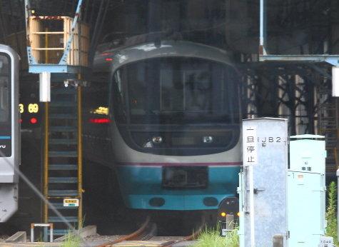 小田急RSE解体20001編成 (9)