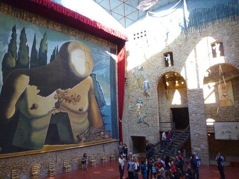 フィゲラスのダリ美術館 (13)