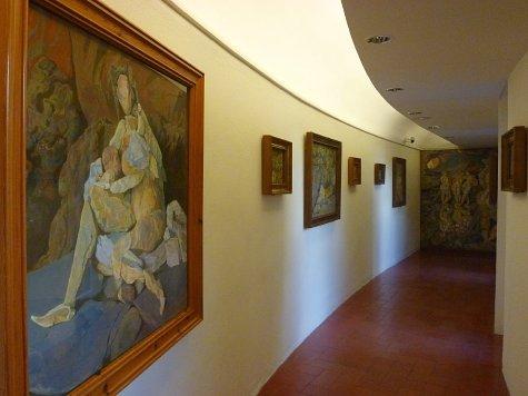フィゲラスのダリ美術館 (49)