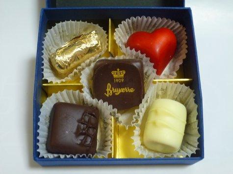 バレンタイン・チョコレート (5)