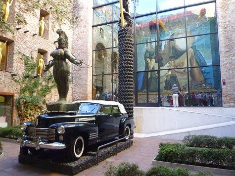 フィゲラスのダリ美術館 (4)