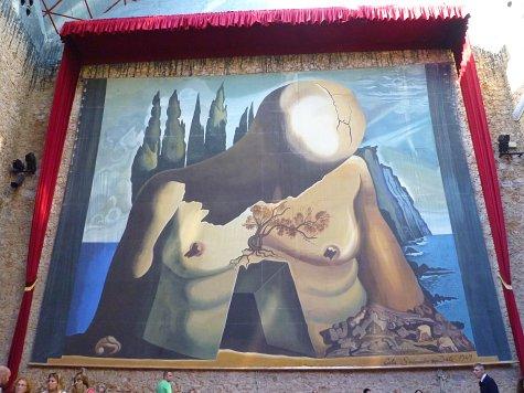 フィゲラスのダリ美術館 (14)