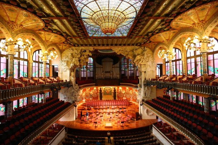 カタルーニャ音楽堂の画像 p1_20