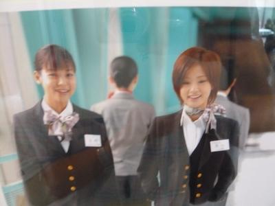 JAL工場見学andビジネスクラス機内食 (1)