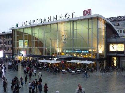 1902ケルン中央駅