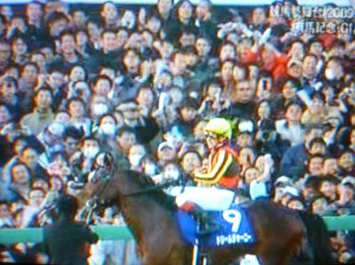 有馬記念2009 (8)