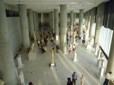 アクロポリス博物館10
