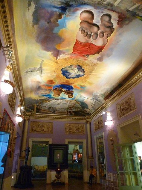 フィゲラスのダリ美術館 (66)