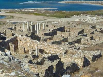 デロス島10