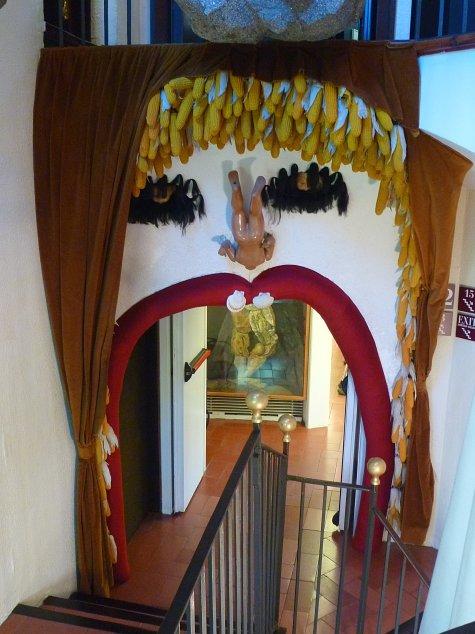 フィゲラスのダリ美術館 (48)