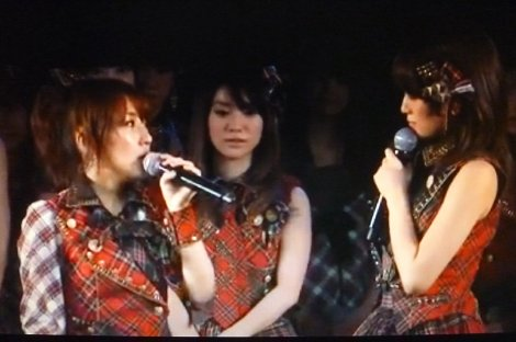 AKB48前田敦子卒業公演