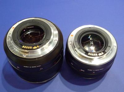 Carl Zeiss ZE for CANON EOS