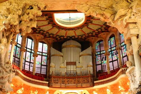 カタルーニャ音楽堂 (14)