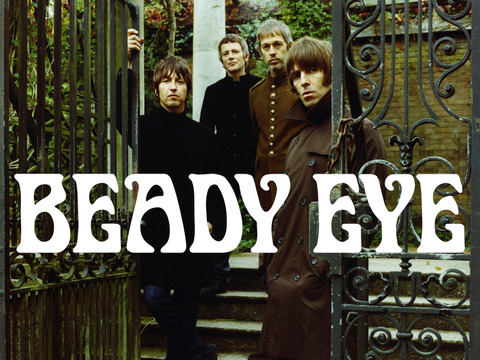 "new-release>Beady Eye>""DIFFERENT GEAR, STILL SPEEDING"""