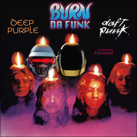 free-download>Fissunix>Burn Da Funk [Daft Punk vs. Deep Purple]