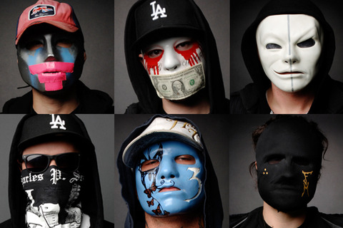 "free-download>Hollywood Undead>new song ""Comin' In Hot"""