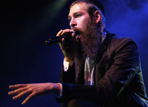 "re-release>Matisyahu>1st album ""Shake Off The Dust...arise"""