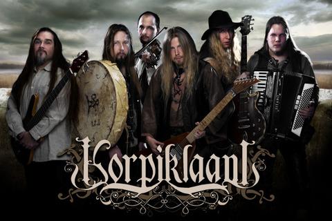 """new-release>Korpiklaani>new album """"Ukon Wacka"""""""