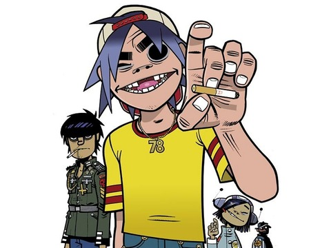 free-download>Gorillaz>The Fall> for Christmas day