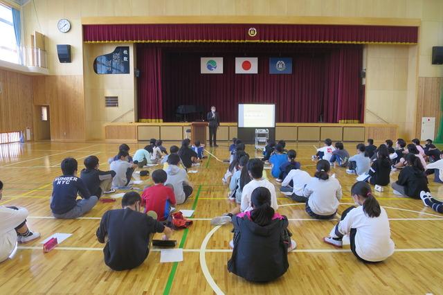 浜松市立船越小学校